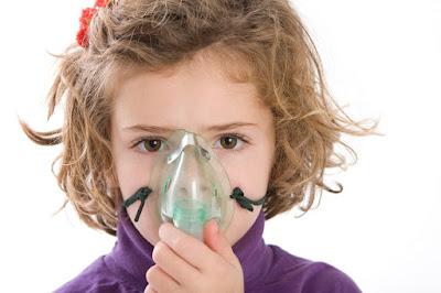 Gejala Penyakit Asma Pada Anak Balita