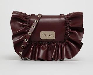 Red Valentino - Дамска кожена Чанта