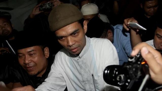 Ketiga Kalinya, Ustaz Abdul Somad Dipanggil terkait Mundur dari Dosen