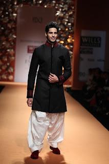 Siddharth Malhotra modeling pics