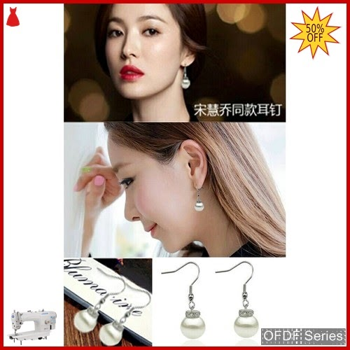 OFDF178 Aksesoris Ear Rings Pearl Korean Import BMGShop