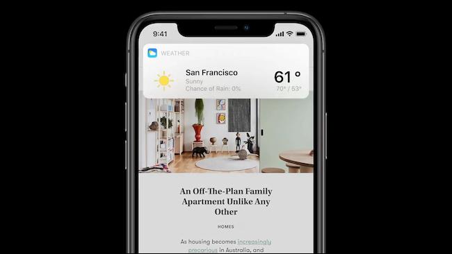 نتيجة Siri Overlay على iOS 14