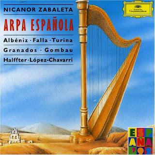 front - VA.-Musica instrumental de Arpa (6 Cds)