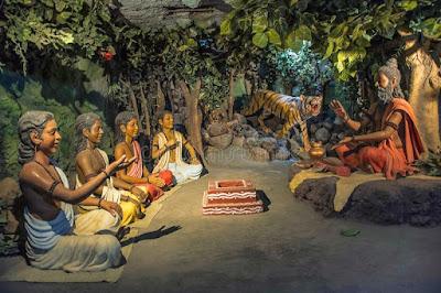 Gurukul schooling