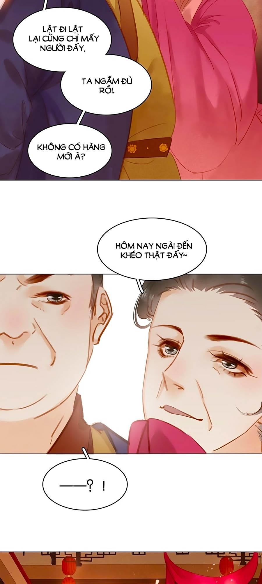 Tiểu sư phụ, tóc giả của ngài rơi rồi! chap 12 - Trang 7