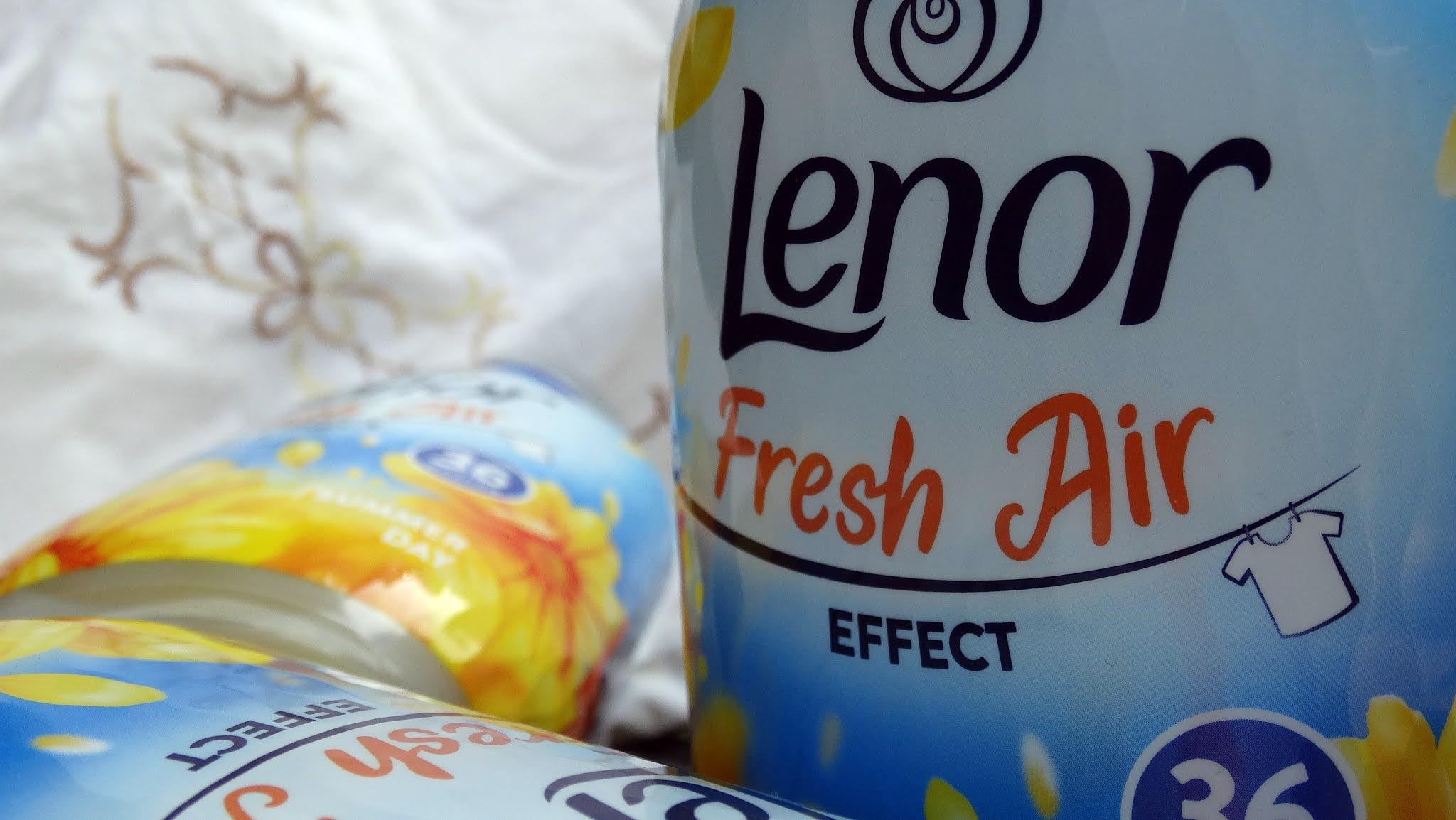 Lenor Fresh Air - opinia
