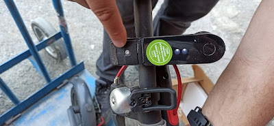 Volta v1 elektrikli scooter, iade, hakancolakcom