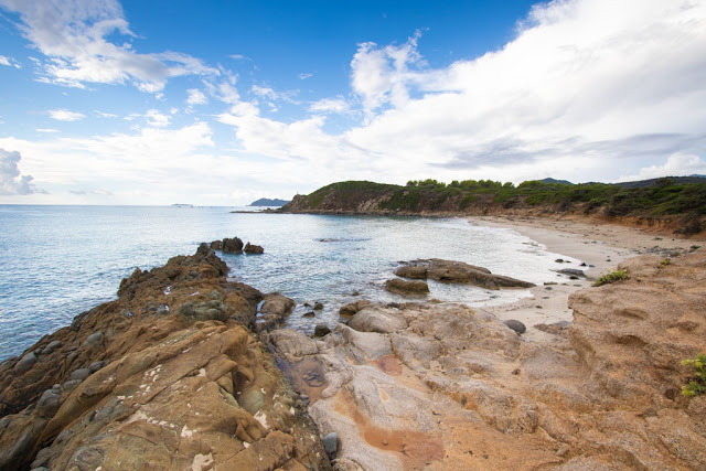 Spiaggia di Santa Giusta-Castiadas