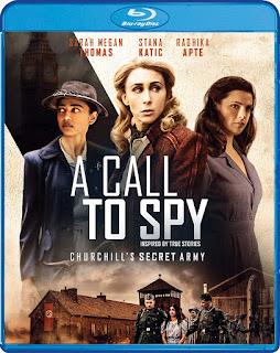 Las Espías de Churchill [BD25] *Subtitulada