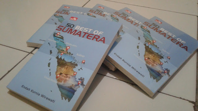 Buku 50 Best of Sumatera
