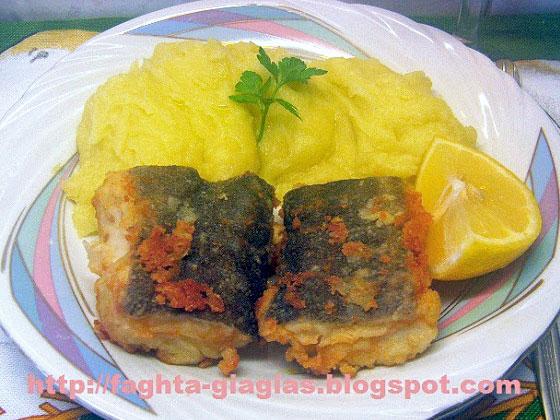 Μπακαλιάρος ή Βακαλάος τηγανιτός - από «Τα φαγητά της γιαγιάς»