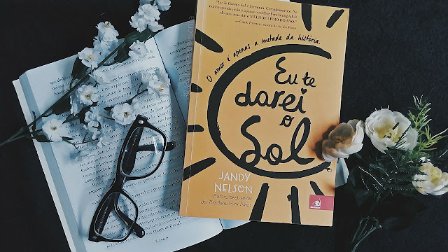 jandy nelson, book haul, top livros