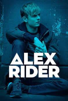 Alex Rider 1ª Temporada Torrent - WEB-DL 1080p Dual Áudio
