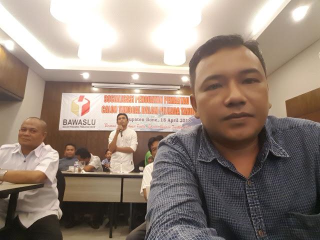 Ketua LSM LP2LH Sulsel : Kepala PLS Bone dan Salah Seorang Kabidnya Sangat Susah Ditemui