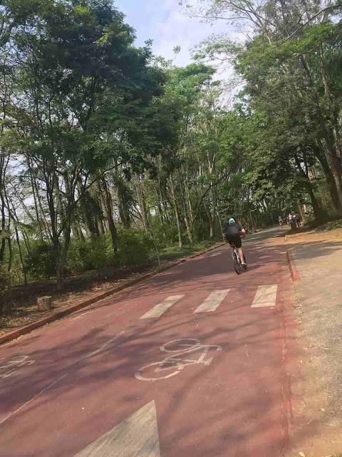 Parque Villa-Lobos - Ciclovia
