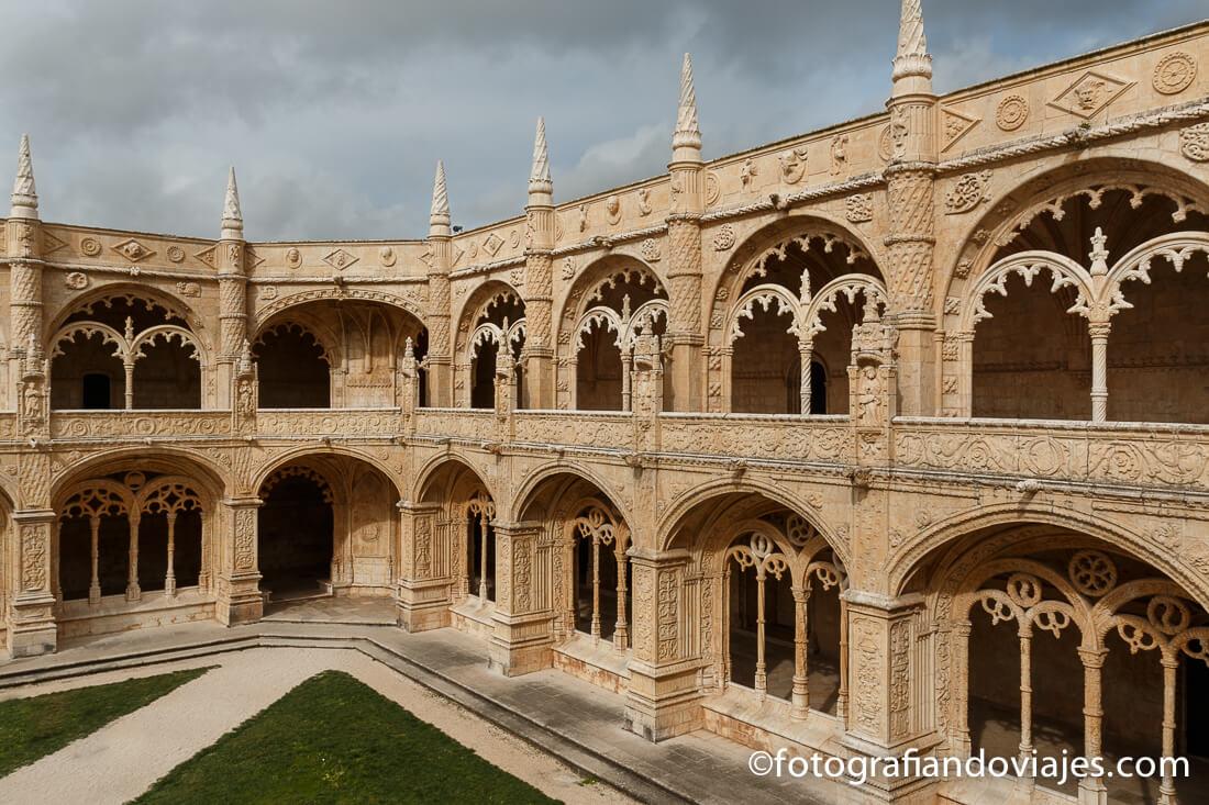 Claustro del Monasterio de los Jerónimos