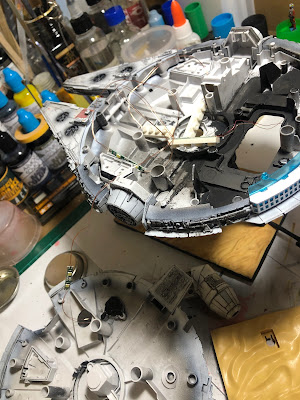 Bandai Millennium Falcon LED Lighting LEGO