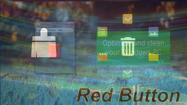 برنامج تسريع الكمبيوتر Red Button