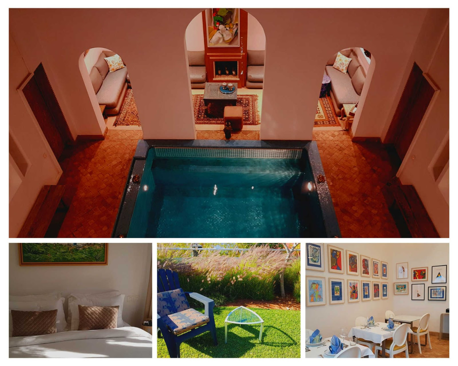Riad ou Hotel em Marrocos, dicas de hospedagem.