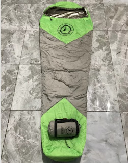 sleeping bag ultralight bukan duckdown