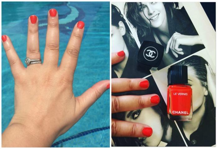 Chanel Le Vernis Espadrilles Summer nail polish