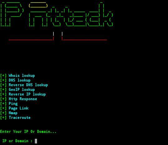 Ip-Attacker Vulnerbility Tools Framework