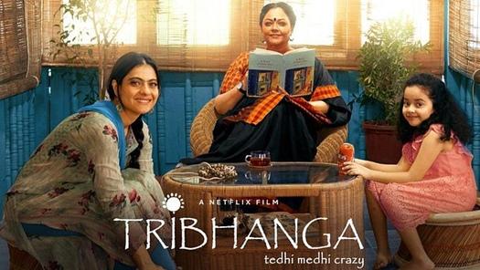 Sinopsis Film Tribhanga 2021