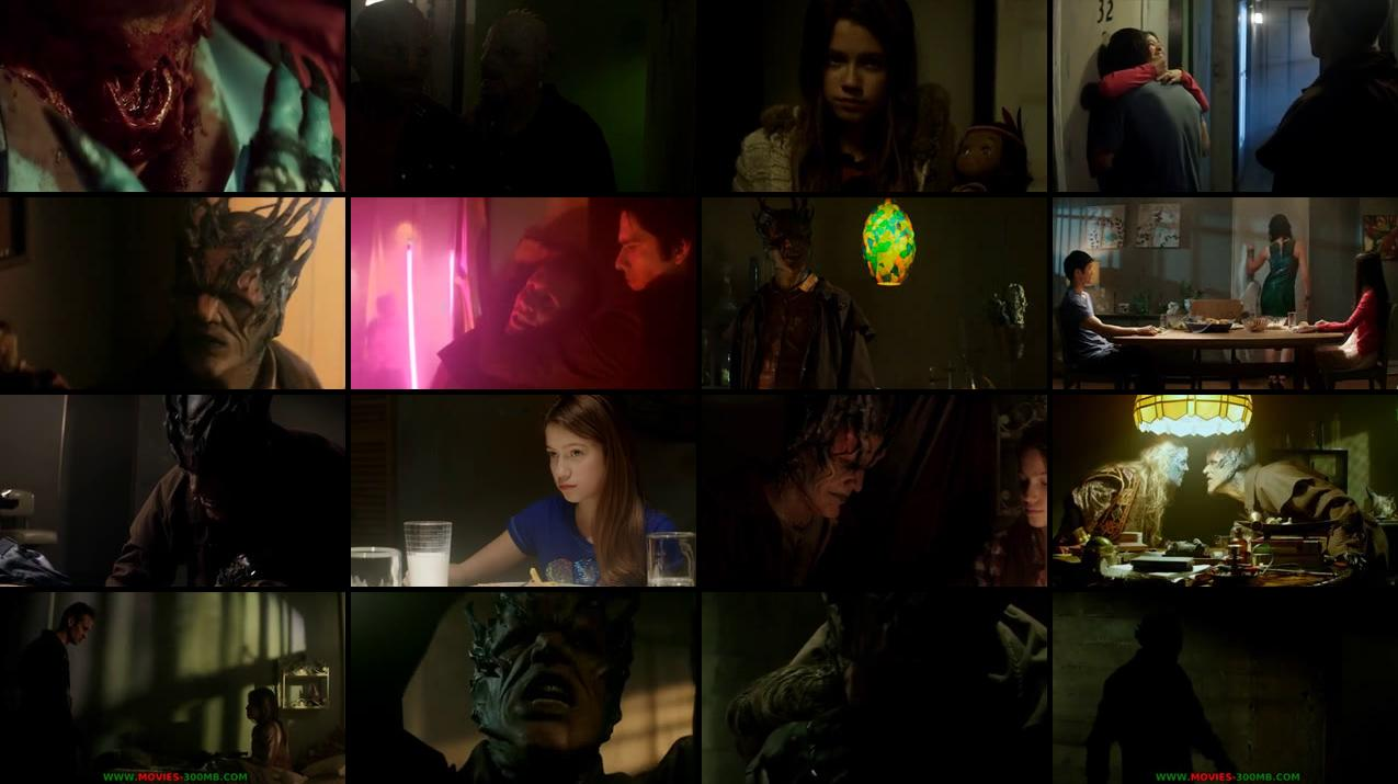 Fire City End of Days 2015 DVDRip 150MB Screenshot