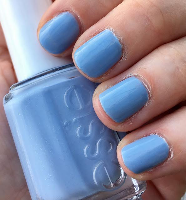 Essie, Essie Bikini So Teeny, Essie Summer 2012 collection, nails, nail polish, nail lacquer, nail varnish, manicure, #ManiMonday