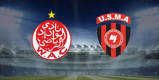 مشاهدة مباراة الوداد وإتحاد الجزائر بث مباشر بتاريخ 30-11-2019 دوري أبطال أفريقيا
