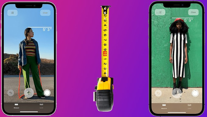 Here's HOW the iPhone 12 Pro can actually measure people's HEIGHT!