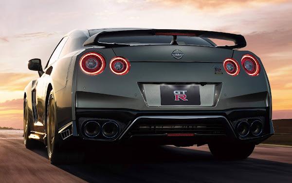 Novo Nissan GT-R 2022 lançado para o mercado japonês - fotos e detalhes