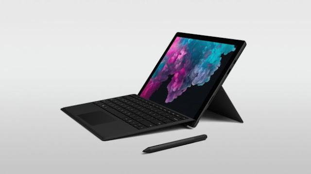 Microsoft Surface Pro 6 Görseli
