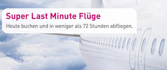Ltur Super Last Minute Flüge Und Reisen 72 Stunden Vor Abflug Bis