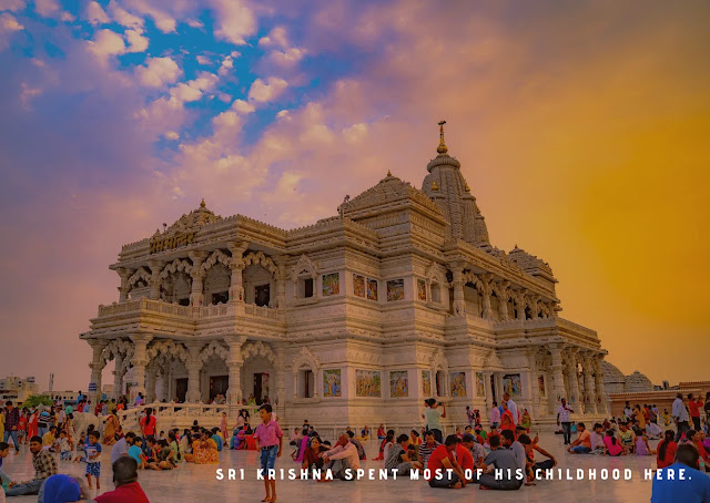 spiritual India: 40 Most Famous Religion Places In India