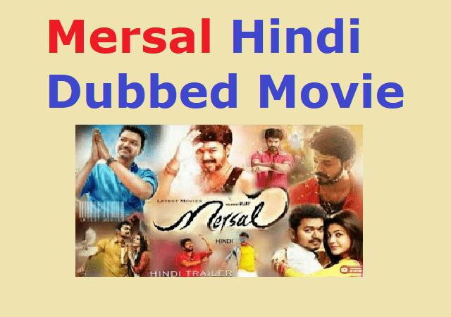 Mersal Hindi Dubbed Movie
