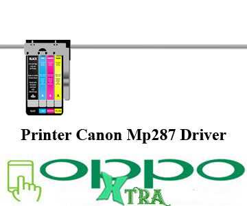 Printer Canon Mp287 Driver