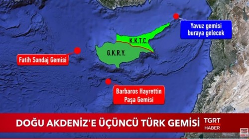 Η νέα προδοσία της Κύπρου