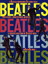 BEATLES MAGAZINE NEWS: RECEIVE YOUR DAILY EDITION VIA E-MAIL