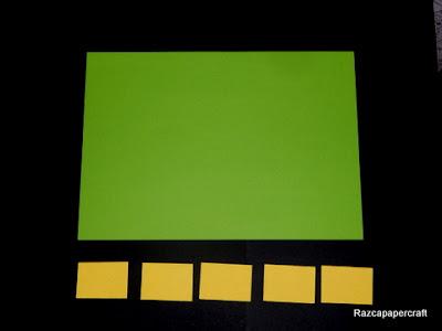 3d origami paper rectancles