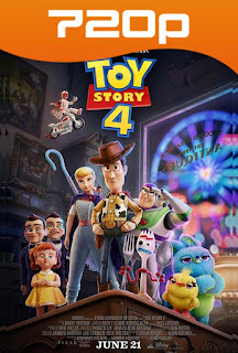 Toy Story 4 (2019) HD [720p] Latino-Ingles