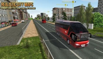 bus simulator ultimate مهكره