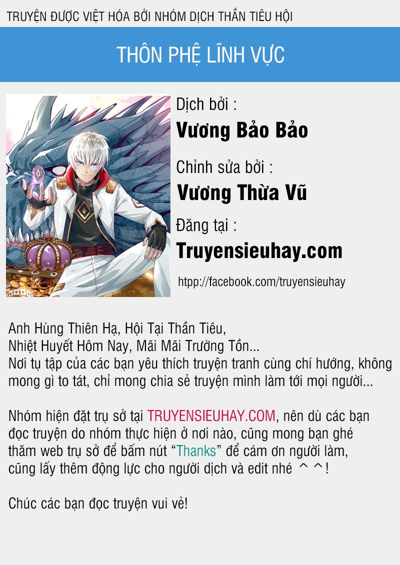 Thôn Phệ Lĩnh Vực Chapter 55 video - Hamtruyen.vn