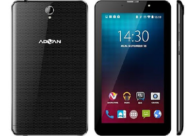 Tablet Advan I7 4G LTE