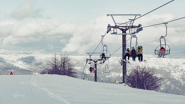 Το αδιαχώρητο στα χιονοδρομικά κέντρα της Βόρειας Ελλάδας
