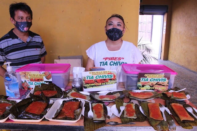 Anuncian la IV Feria del Tamal; Venezuela, país invitado. Antonio Sánchez