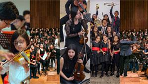 Red de Orquestas Juveniles e Infantiles Batuta
