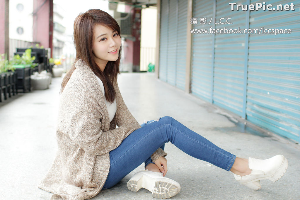Image Taiwanese Model – Sun Hui Tong (孫卉彤) – A Day At Huannan Apartment - TruePic.net - Picture-8