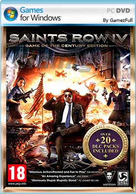 Saints Row 4 (IV) PC [Full] Español [MEGA]