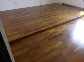 lantai kayu parket probolinggo